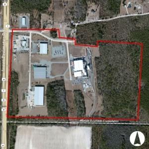 VLCIA map of Perimeter East Business Park