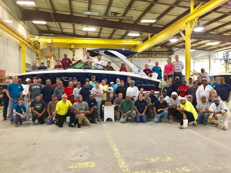 Regal 29 OBX Wins Boating's 2016 Boat of the Year
