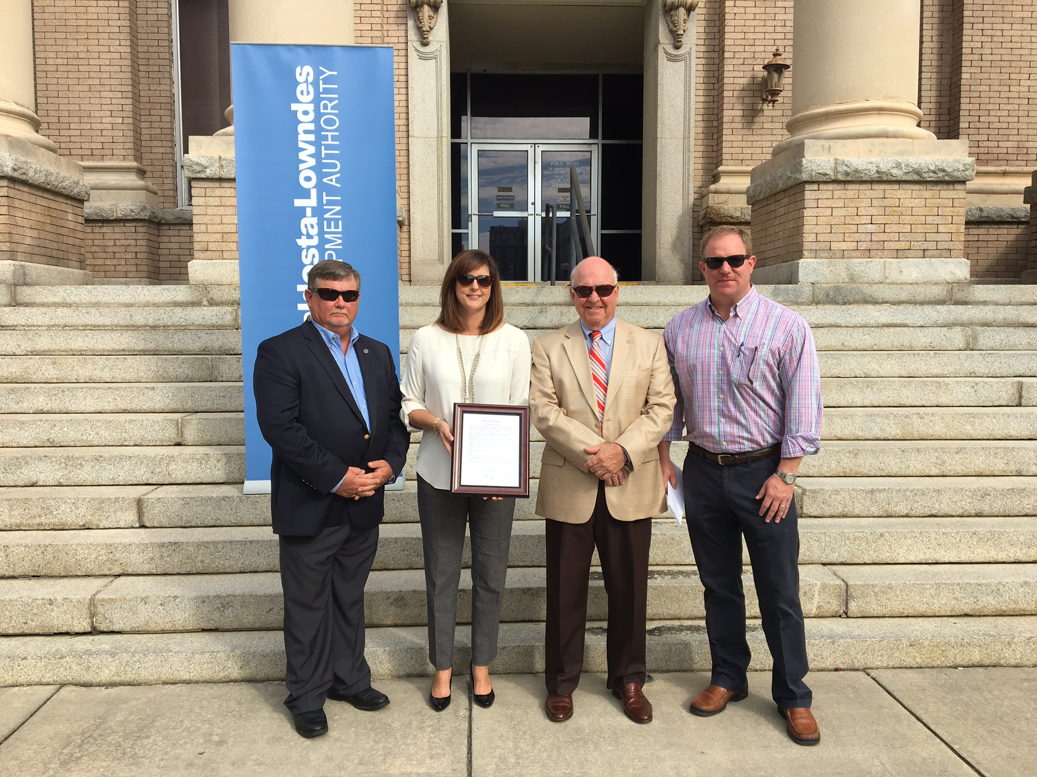 Valdosta-Lowndes Development Authority Recognizes National Manufacturing Day