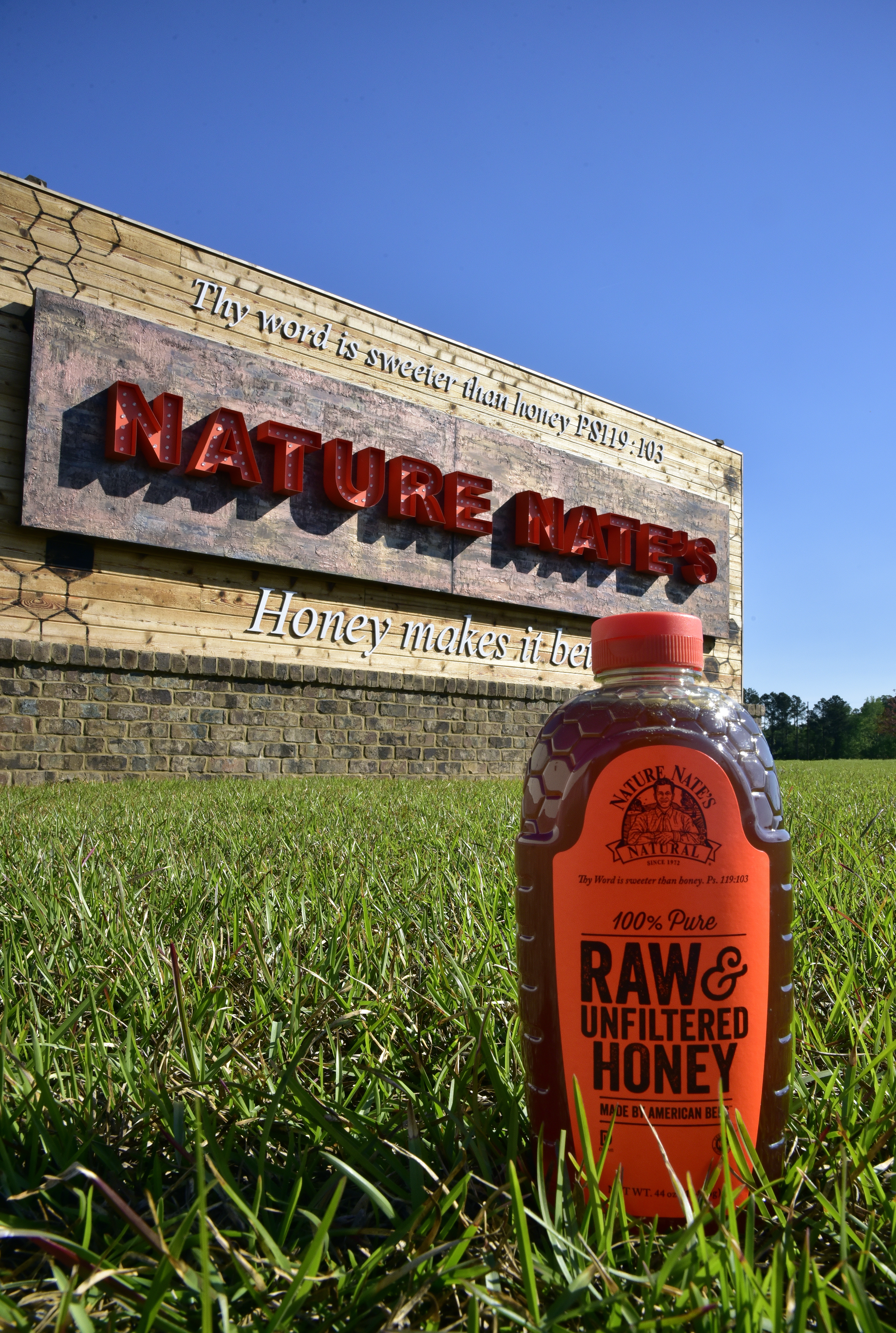 Nature Nate's Honey Celebrates First Year of Success at Georgia Production Facility