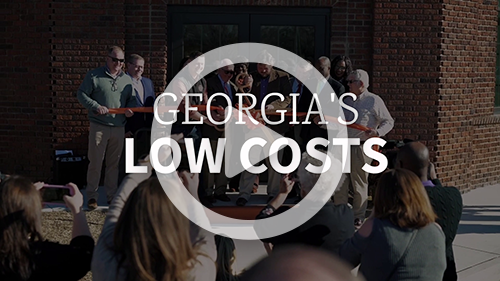 Georgias Low Costs