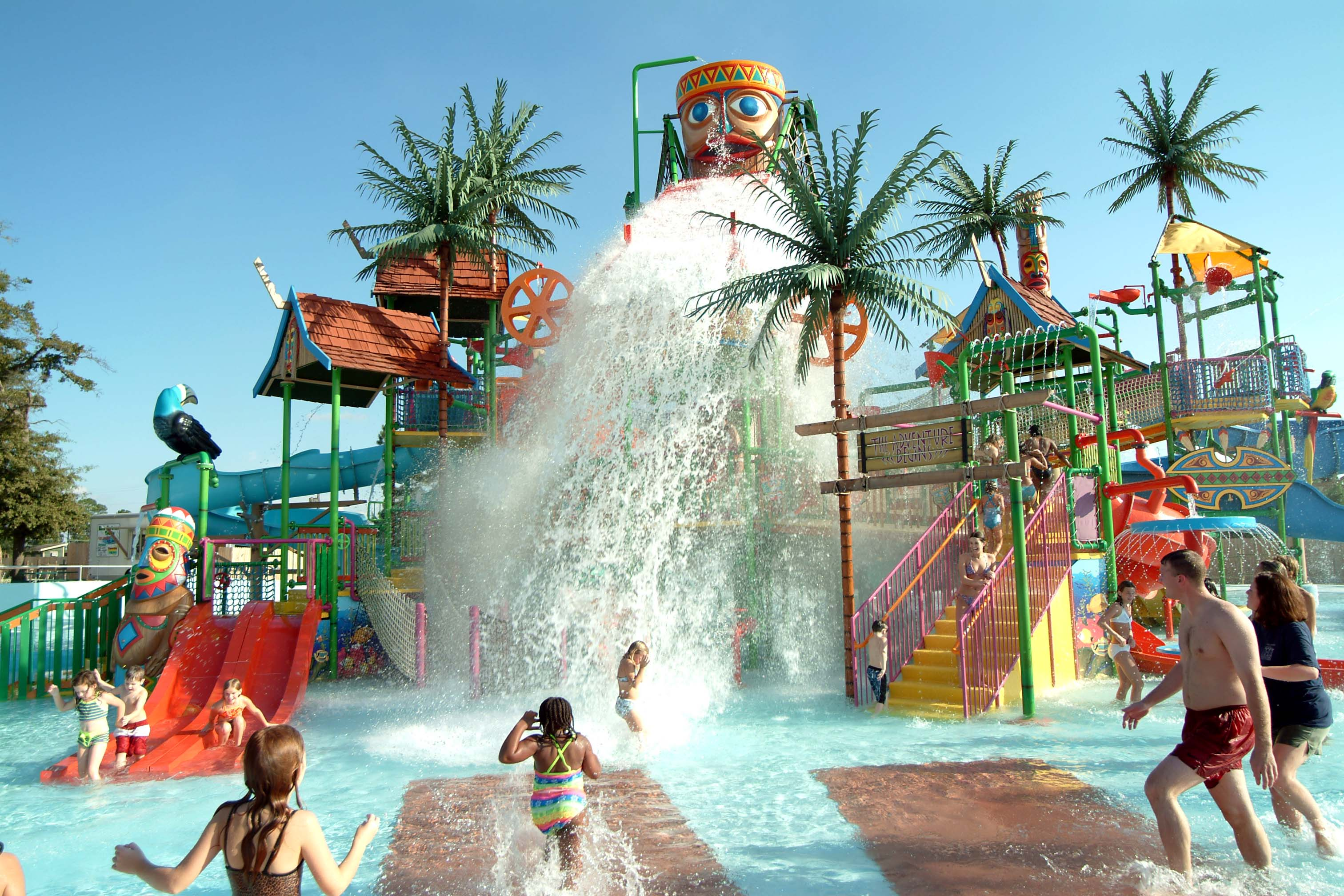 8 Awesome Water Parks In Georgia To Stay Cool This Summer